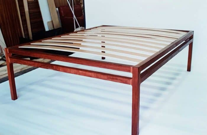 Custom bed base