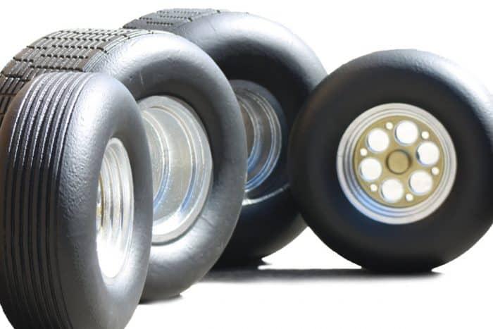 Custom display - sprint wheels