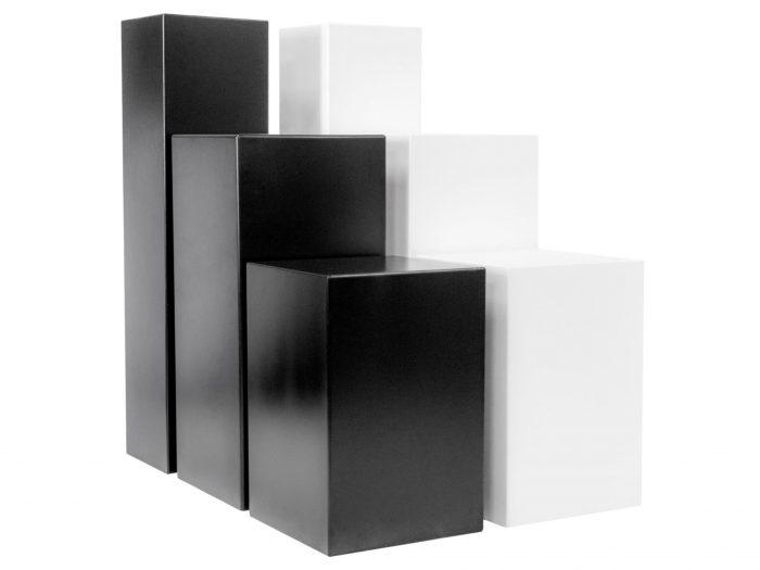 Standard plinths